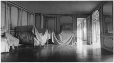 "Deborah Turbeville, 'The Private Apartment of Madame du Barry at Versailles, from ""Unseen Versailles""', 1980"
