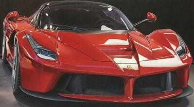 Enrico Ghinato, 'La Ferrari', 2015