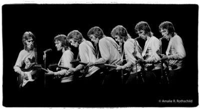 Amalie R. Rothschild, Jr., 'Eric Clapton multi, Fillmore East, October 23, 1970', 1970