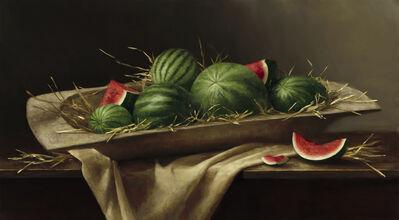 Sarah Lamb, 'Watermelons', 2019