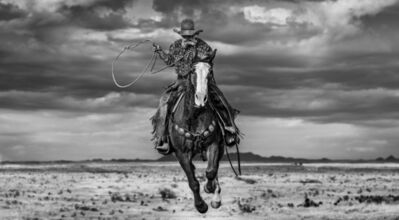 David Yarrow, 'True Grit', 2020