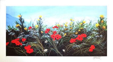 Luigino Rossi Garzione, 'Wildflowers', Late 20th century