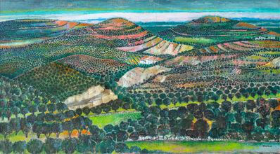Nabil Anani, 'Behind the Landscape', 2013