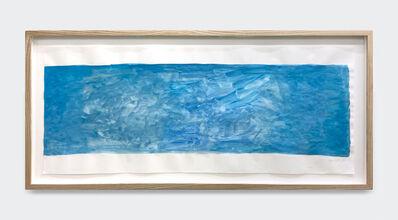 Geoff McFetridge, 'Blue (And Hills)', 2020