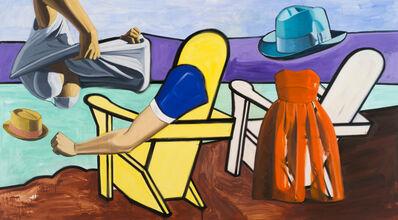 David Salle, 'Just Friends', 2011