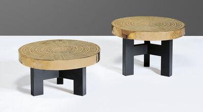 Ado Chale, 'Two 'Goutte d'eau' occasional tables', 2010