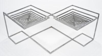 Benjamin Rollins Caldwell, 'Double Slinky Table', 2010