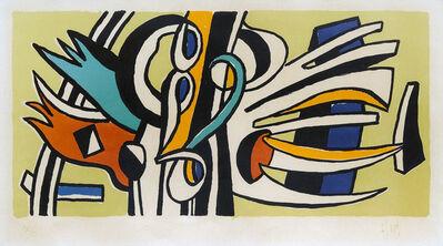 Fernand Léger, ' Composition Murale', 1951
