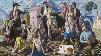 Colin Gill, 'Allegory ', 1920-1921