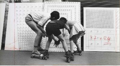 Antoni Miralda, 'Acción Boulevard Montparnasse. Les enfants #8', 1967
