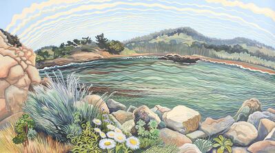 Phyllis Shafer, 'Sand Hill Cove'