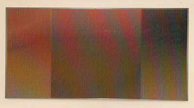 Carlos Cruz-Diez, 'Physichromie 1842', 2013