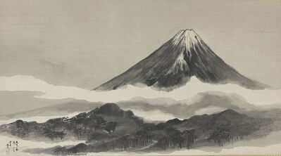 Tani Bunchō, 'Mt. Fuji. Japan, Edo Period (1615–1868)', 1802