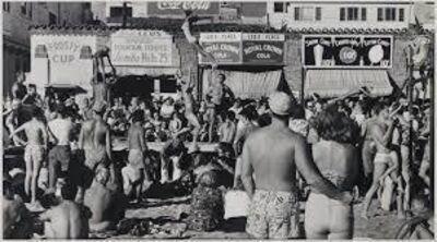 Max Yavno, 'Muscle Beach', 1947
