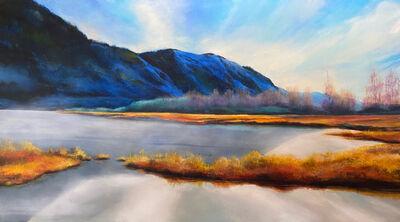 Jane Bronsch, 'Sapphire Ridge', 2021