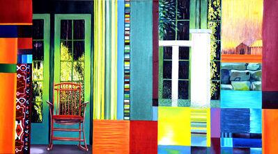Haibat Balaa, 'Porch', 2014