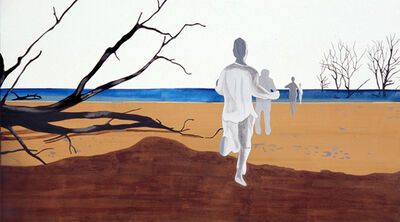 Mari Kuroda, 'Oasis.  /Priscilla', 2006