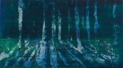 Vlad Yurashko, 'Blue Forest', 2017