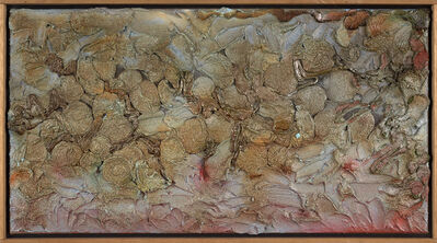 Stanley Boxer, 'Shimmereryquiver', 1983
