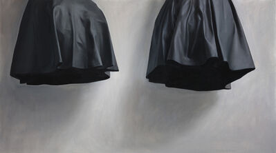 Xue Ruozhe  薛若哲, 'Hovering form of two pieces of leather', 2019