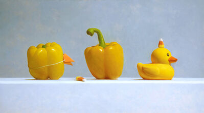 Samuel Hung, 'Imposters #17 (Duck, Yellow Peppers, & Candy Corn)', 2018