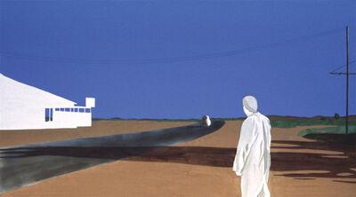 Mari Kuroda, 'The blue in the desert / Priscilla ', 2006