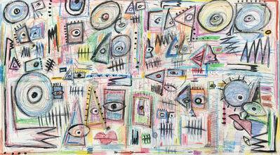 Miguel Cuauhtemoc, 'Los sueños secretos- Secret Dreams', 2017