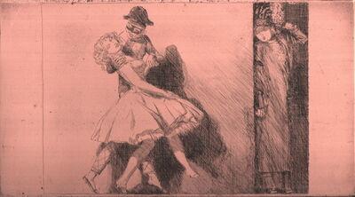 Frederick Carter, 'A Danse - Jealousy', 1911