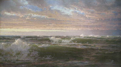 William Trost Richards, 'Shoal Water', 1900