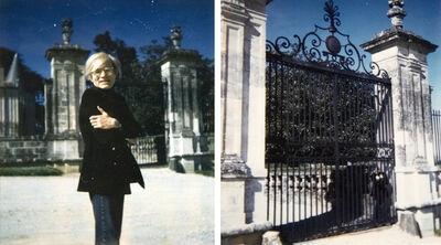 Andy Warhol, 'Andy Warhol Abroad', 1979