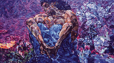 Vik Muniz, 'Demon, after M. Vrubel', 2007