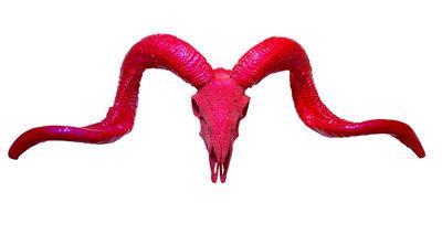 Angela Morris-Winmill, 'Pink Diamond Dust with High Gloss Original Ram Skull', 2019