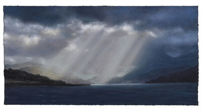Matthew Draper, 'Alight, Crepuscular Rays series no 18', 2019