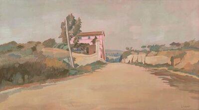 Carlo D'Aloisio da Vasto, 'Roman Landscape', Mid 20th Century