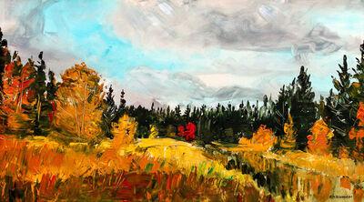 Rebecca Perehudoff, 'Canal in Fall', 2009
