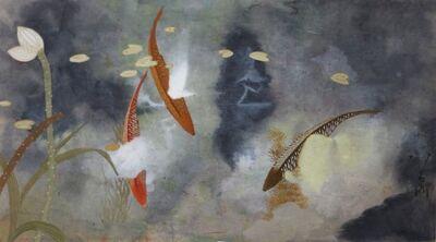 Pang Tseng-Ying, 'Koi Fish Pond', 1975-1995