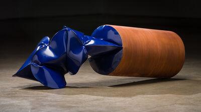 Jeremy Thomas, 'Flaring Blue', 2016