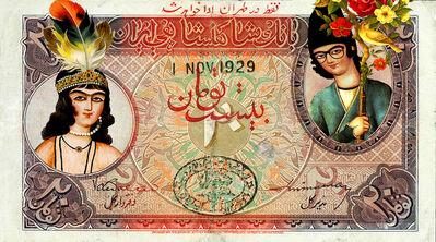 Rabee Baghshani, 'Money I', 2017