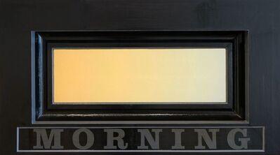 Neil Jenney, 'Morning', 1974