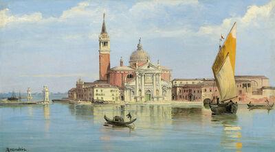 Antonietta Brandeis, 'San Giorgio Maggiore', ca. 1890