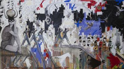 Khaled Hafez, 'Hafez Nam.', 2015