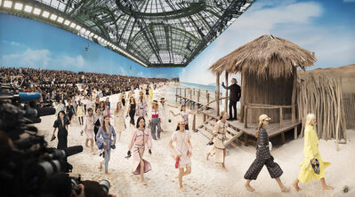 Simon Procter, 'Chanel Beach, Spring/Summer 2019, Le Grand Palais, Paris ', 2018