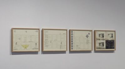 Daniel G. Andújar, 'Guernica. The art gallery theorem: surveillance and illumination', 2017 BCE
