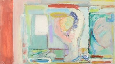 Walter Firpo, 'Abstraction', ca. 1950