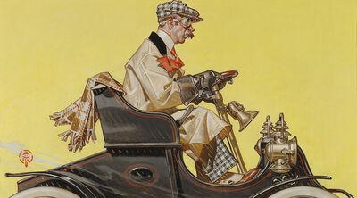 Joseph Christian Leyendecker, 'Old Timer', ca. 1942