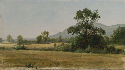 Worthington Whittredge, 'South Mountain, Catskills', 1895