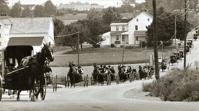 Barry L. Thumma, 'Amish Final Farewell', 1970s