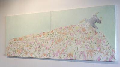 Sibel Kocabasi, 'Hair ', 2017
