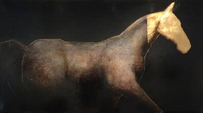 Michele Mikesell, 'el bailarina de caballos', 2019