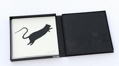 Blek le Rat, 'Getting Through the Walls', 2008